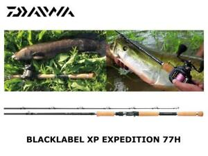 Daiwa Blacklabel XP Expedition BL-XP77H casting rod ship from Japan