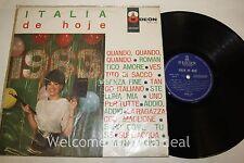 """Italia De Hoje 1963 LP (G) 12"""""""