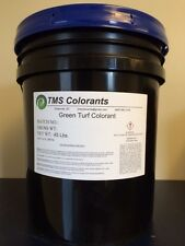 GREEN GRASS DYE LAWN PAINT.  2.5 GALLON