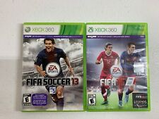FIFA 16 & FIFA 13 Xbox 360 Soccer game Bundle Free Shipping