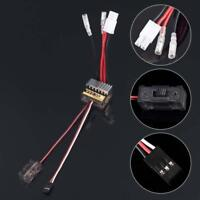 320A Brushed Speed Controller ESC For 1/8 1/10 RC Electric Car Buggy Boat New Jэ
