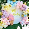 Luftballon Set Pastell Ballon Girlande Bogen Kit Hochzeit Geburtstag Party Deko