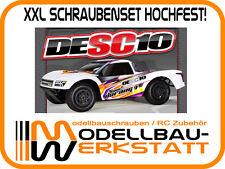 XXL Schrauben-Set Stahl hochfest Team Durango DESC10 Short Course Truck 1:10