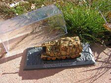 CHAR DE COMBAT 1/72 panzerjager tiger  1944 IXO/ALTAYA NEUF/BO