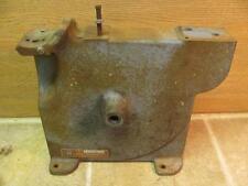 """Vintage Homecraft Delta Rockwell 10"""" Bandsaw Base Casting 1953 Date HBS750"""
