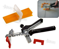 Tile Leveling System Clips Levelling Spacer Tiling Tool Floor Wall