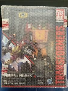 TRANSFORMERS Generations POTP Power Of The Primes Leader Class RODIMUS PRIME New