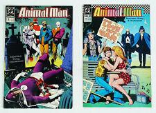 Animal Man DC Comic Book Lot 16 & 23