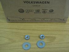 VOLKSWAGEN CADDY MK1 (14d) Pickup - NOS rear bumper end cap trim - nut + washer