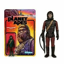 Super7 Reaction Planet of The Apes Gorilla Soldier Hunter Action Figure
