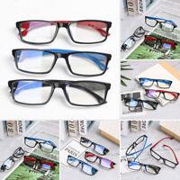 Light Resin Vision Care Computer Glasses Reading Glasses Mirror Eyeglasses