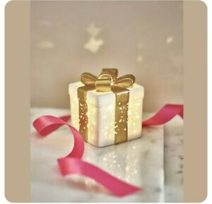 AVON Present LED Light. Christmas Decoration Gift New