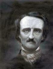 Edgar Allen Poe Poster 24x36 portrait