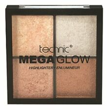 Technic Mega Glow Powder Highlighter Quad Palette Vegan
