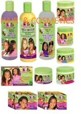 KIDS ORGANICS AFRICA'S BEST AFRO HAIR CARE PRODUCTS/OLIVE OIL-Full Range!!!