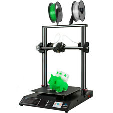Higher Speed A30M GeeetechDual Extruder Mix-Color 3D Printer for 1.75 Filament