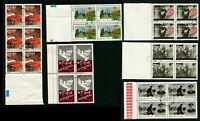Poland Blocks Precancel Postage Stamps POLSKA MINT NH OG Scott #