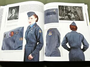 """""""WOMEN FOR VICTORY VOL. 1"""" US WW2 ARMY NAVY FLIGHT NURSE JACKET REFERENCE BOOK"""