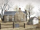 Art Print, Framed, Plaque By Billy Jacobs - Chester County Fieldstone - BJ136