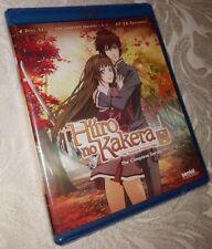 Hiiro no Kakera: The Tamayori Princess Saga - Complete Series [Blu-ray] *NEW*