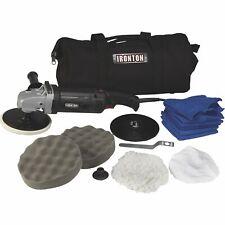 Ironton 7in. Car Polishing Kit - 11 Amp, 600-3,000 Rpm