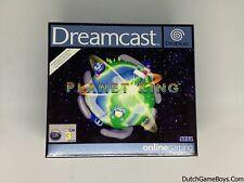 Planet Ring + Microphone - Sealed - Sega Dreamcast