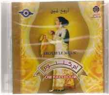 Om Kolthoum: Arou7 Li Meen ~ Classic Arabic CD