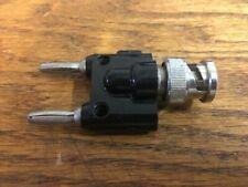 Pomona 1270 BNC (m) to Double Stacking Banana Plug