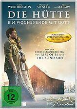 Die Hütte - Ein Wochenende mit Gott von Stuart Hazeldine   DVD   Zustand gut