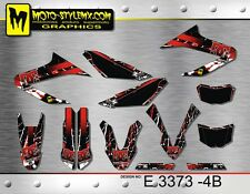Moto StyleMX Yamaha graphics decals kit WR 125 R&X 2009 up to 2017 stickers