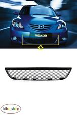MAZDA 3 HATCH SPORT 2003 - 2009 FRONT LOWER BUMPER CENTER GRILL GRILLE