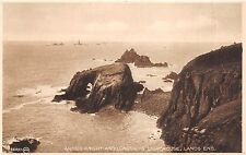 LANDS END CORNWALL UK LOT OF 5 VALENTINE'S SELECTYPE POSTCARDS c1920s