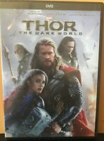 Thor II: The Dark World NEW DVD FREE SHIPPING!!!