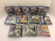 Lot 12 LEGO Star Wars Mini 4484 4485 4486 4487 4488 4489 4490 4491 4492 4493-95