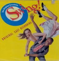 SWING Original Broadway Original Cast Recording Music CD - NEW