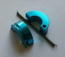 1/10 RC Coche Nitro Buggy camión Zapatos De Embrague Conjunto Azul
