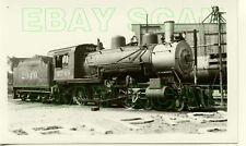 8D054 RP 1930s/40s MOPAC MISSOURI PACIFIC RAILROAD 4-6-0 LOCO #2349