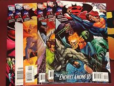 Superman Batman (2003) #28-33 (28,29,30,31,32,33) Enemies Among Us Van Sciver