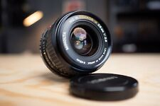 Minolta MD ROKKOR-X 28mm f2.8 Wide Angle Prime Lens - Mint!