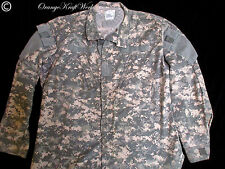 US ARMY AIRCREW Combat Uniform ACU BDU Digital Camo Coat Jacket Medium Regular