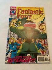 1994 Fantastic Four Vol 1 No 392 Marvel Direct Edition Comic Book