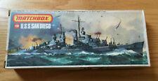 MATCHBOX U.S.S.SAN DIEGO PK - 163  1/700