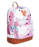 Minnie Mouse Disney School Bag Backpack Satchel Rucksack Shoulder Bag
