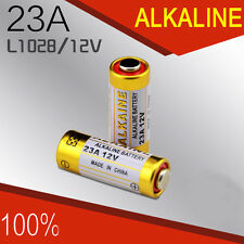 5PCS 12V L1028A23S Alkaline Single Use Battery For Burglar Alarmer Controler UK