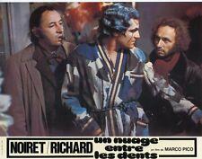 PHILIPPE NOIRET PIERRE RICHARD UN NUAGE ENTRE LES DENTS 1974 PHOTO #2