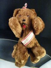 Schuco Berlin Bear Brown 4 1/2 Inches