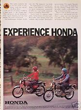 1973 Honda 175 K6 Motorcycle Bike ORIGINAL Vintage Ad C MY STORE  5+= FREE SHIP