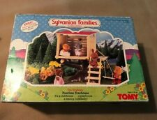 VINTAGE 1980s, Sylvanian Families Funtime Treehouse in the Box