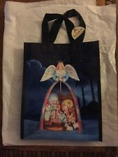 Enesco Enesco Heartwood Creek Nativity Angel Reusable Bag NEW