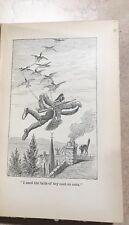 The Adventures of Baron Munchausen  G.P. Putnam, 1888 Illustrated Fine Binding
